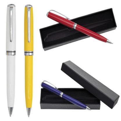 Bolígrafos metálicos Camus