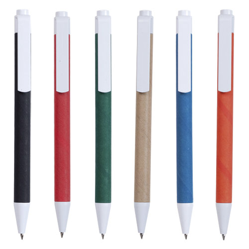 Bolígrafos reciclados ecolour