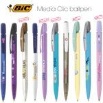 Bolígrafos BIC Media Clic
