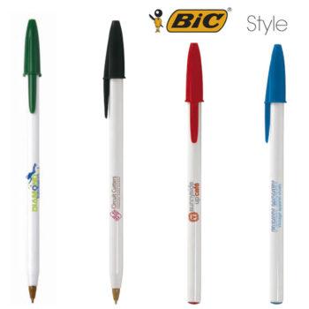 Bolígrafos publicitarios BIC Style