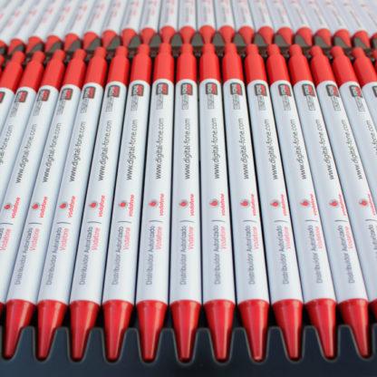 Bolígrafos con impresión digital directa de calidad fotográfica