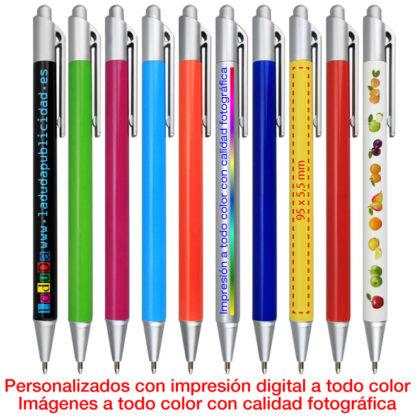 Bolígrafos Spectra Impresión Digital