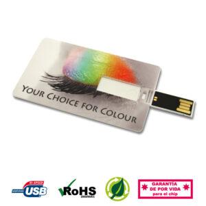 Tarjeta USB Credit Card