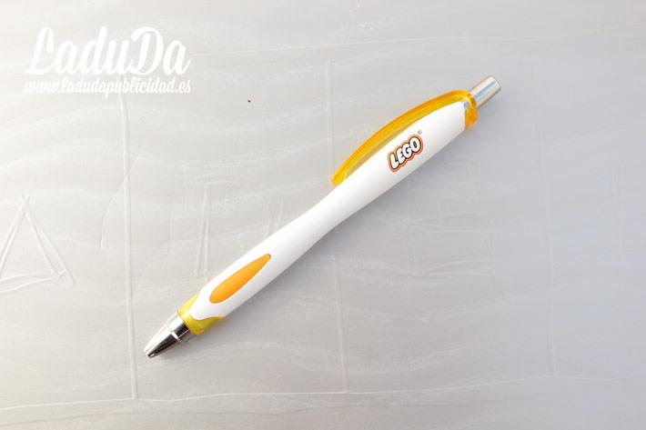 Bolígrafos personalizados Lego