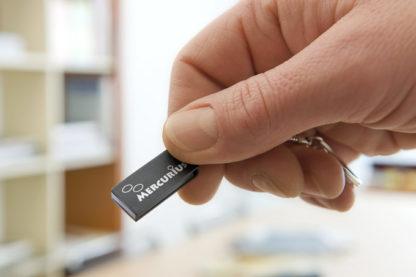 Pendrive Micro Twist publicidad