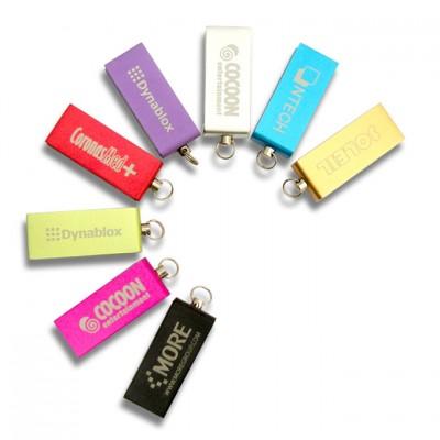 Pendrive personalizado Micro Twist
