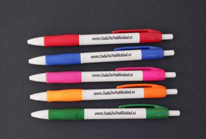 Bolígrafos personalizados económicos LaduDa Publicidad