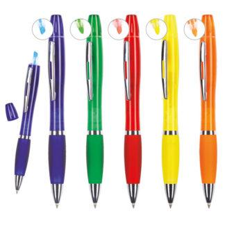 Bolígrafo marcador Duo