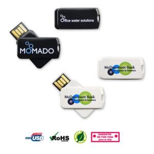 Memoria USB Publicidad Smart Twist