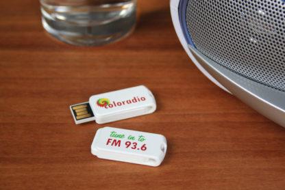 Memoria USB publicidad Smart Twist personalizada