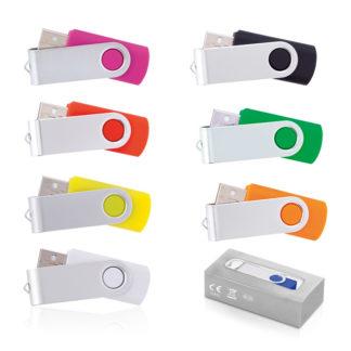 Memorias USB Personalizadas Altix 8GB