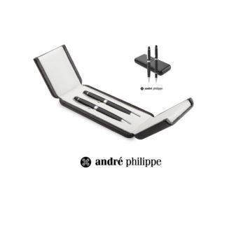 Set Bolígrafo y Roller Quilan de André Philippe
