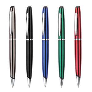 Bolígrafos de metal para publicidad Vesa
