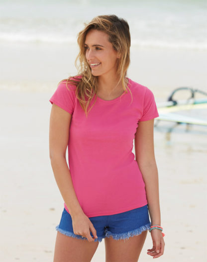 Camiseta mujer valueweight t lady fit