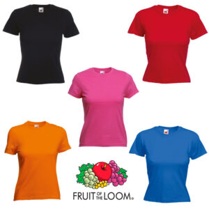 Camiseta value weight mujer color