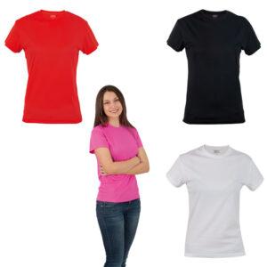 Camisetas de deporte de mujer Tecnic Plus