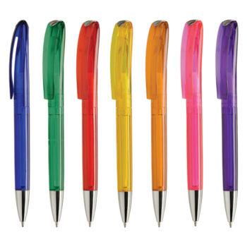 Bolígrafos personalizados Ines color
