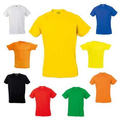 Camisetas deportivas baratas Tecnic Plus