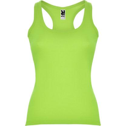 Camiseta carolina Verde mantis