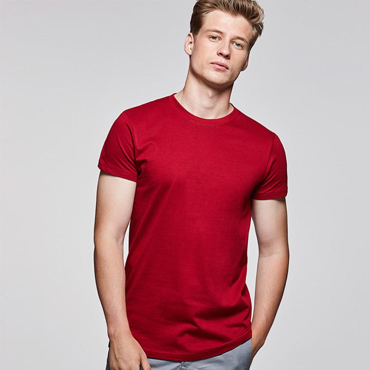 Camiseta hombre manga corta Beagle Roly
