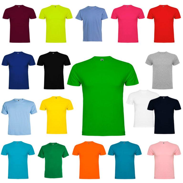 Camisetas promocionales Unisex