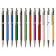 Bolígrafos publicitarios metálicos Tiko