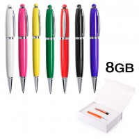 Bolígrafo USB puntero Sivart 8GB
