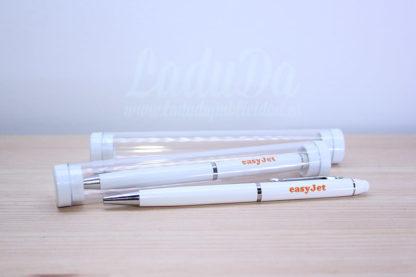 Bolígrafos de metal personalizados Bolcon para easyJet