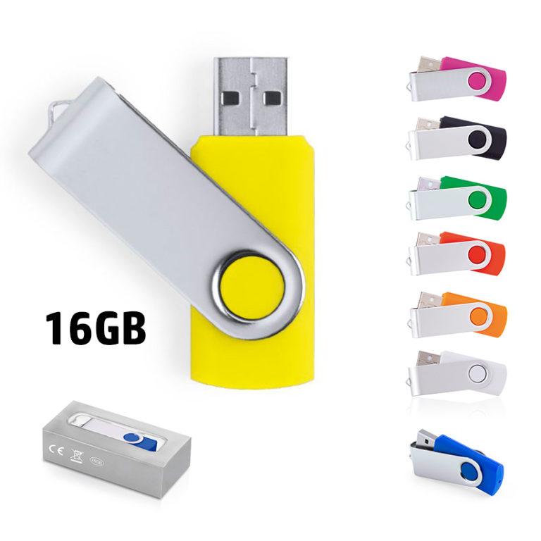 571f120e4 Pendrive 16GB personalizados Rebik a todo color