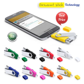 Memoria USB micro USB Liliam 8GB