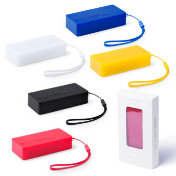 Power bank personalizados Nibbler