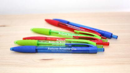 Bolígrafos personalizados Haftar para Fundación Fernández-Cruz