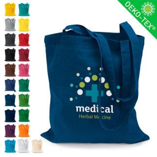 Bolsas de tela personalizadas Riad colores