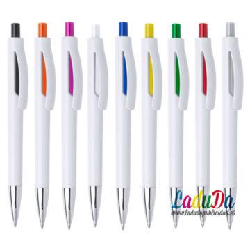 Bolígrafos personalizados para publicidad Halibix