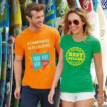 Camisetas personalizadas hombre Sofspun