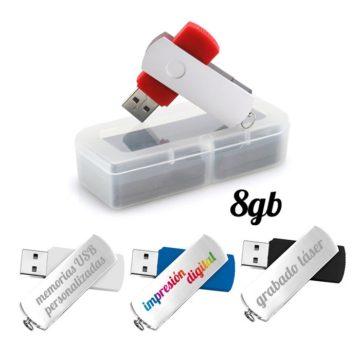 USB personalizados Ashton 8gb