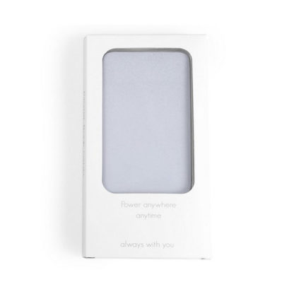 Caja powerbank personalizados telstan