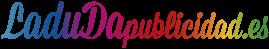 Logo web Laduda Publicidad
