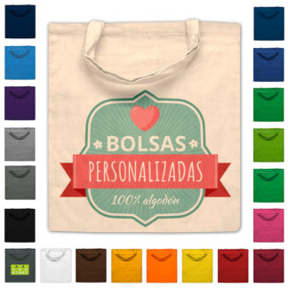 Bolsas personalizadas asa corta Kapstadt