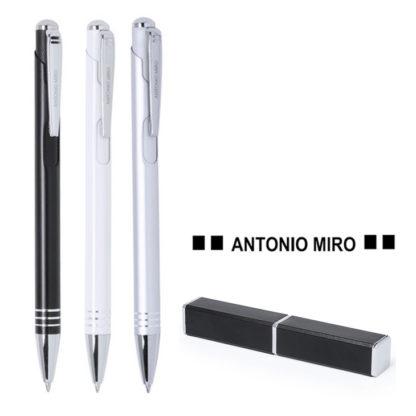 boligrafos personalizados para regalar Helmor de Antonio Miro