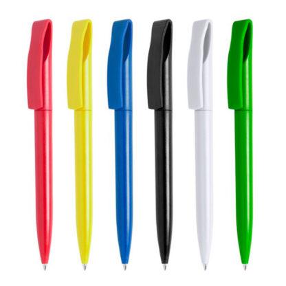 Bolígrafos personalizados Spinning Carioca