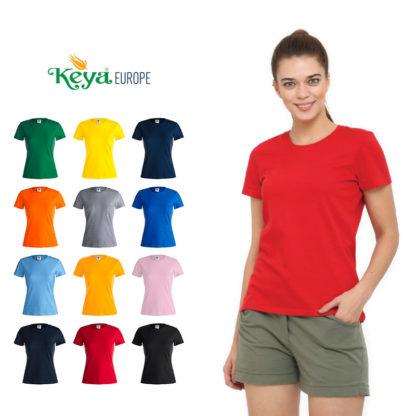 Camisetas mujer personalizadas Keya WCS150