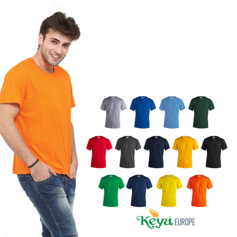 Camiseta publicidad color adulto MC150