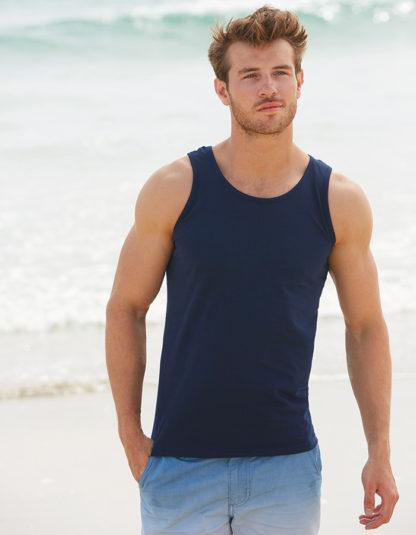 Camiseta sin mangas hombre atleta Fruit of The Loom
