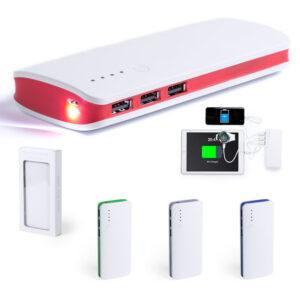 baterias externas 10000 mAh personalizadas Kaprin