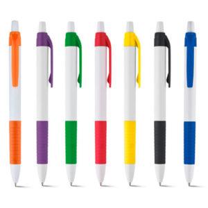 Bolígrafos personalizados con logo Aero