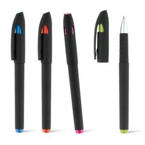 Bolígrafos personalizados gel Spacial