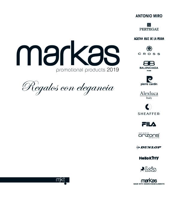 Catálogo markas 2019 Laduda Publicidad