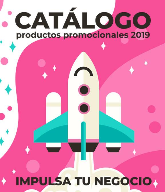 Catálogo productos promocionales 2019 Laduda Publicidad