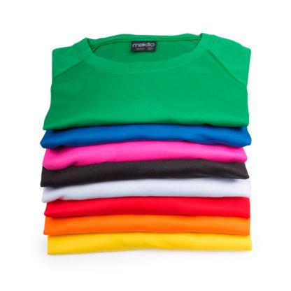 Colores camiseta técnica manga larga Maik